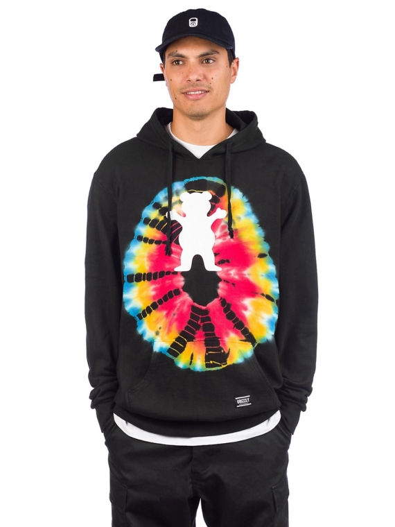Grizzly OG Bear Quartz Hoodie patroon