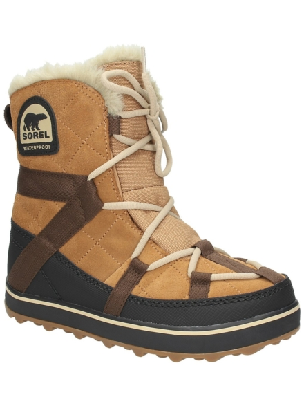 Sorel Glacy Explorer Shortie Boots bruin