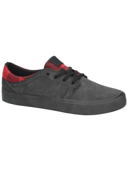 DC Trase Wnt Sneakers zwart