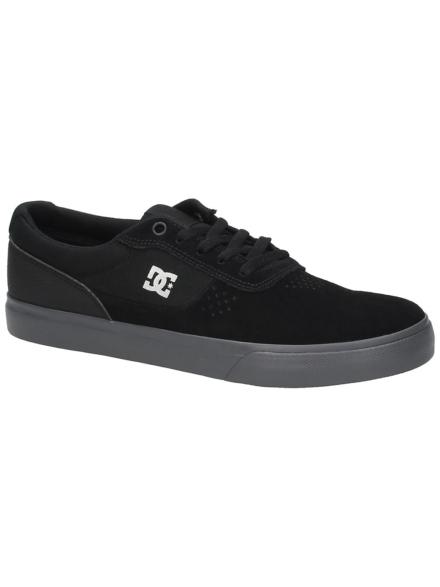 DC Switch SE Sneakers zwart