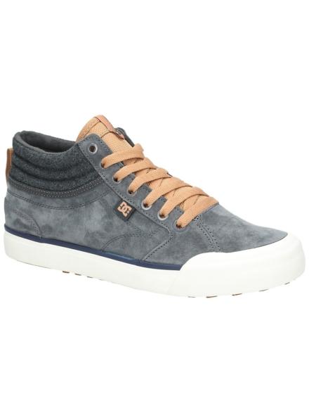 DC Evan HI Wnt Sneakers grijs