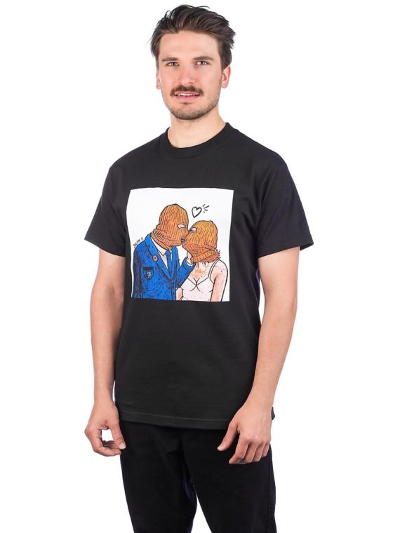 Salem7 Tough Love T-Shirt zwart