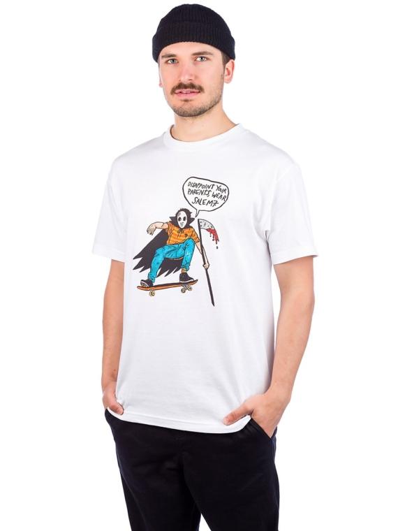 Salem7 Proud Parents T-Shirt wit