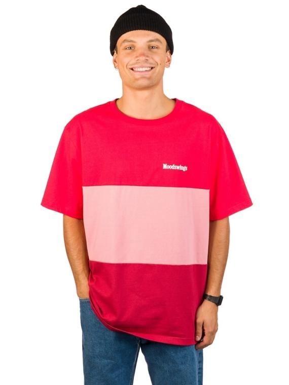 Moodswings Blockchain T-Shirt rood