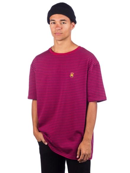 Deathworld Fairfax Stripe T-Shirt patroon