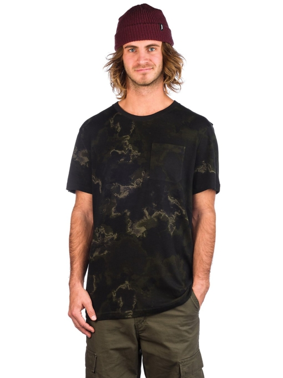 Stance Issued Pocket T-Shirt camouflage