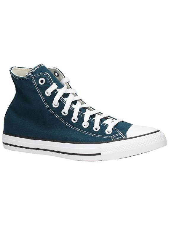 Converse Chuck Taylor All Star Seasonal Hi Sneakers blauw