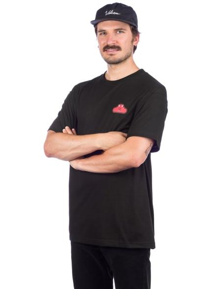 Thank You Bad Cloud T-Shirt zwart