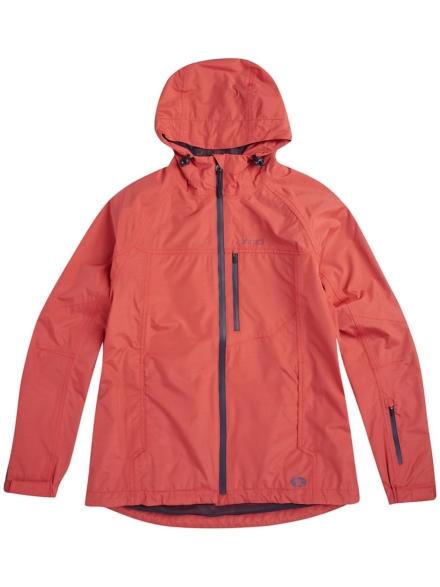 Animal Hillside Ski jas rood