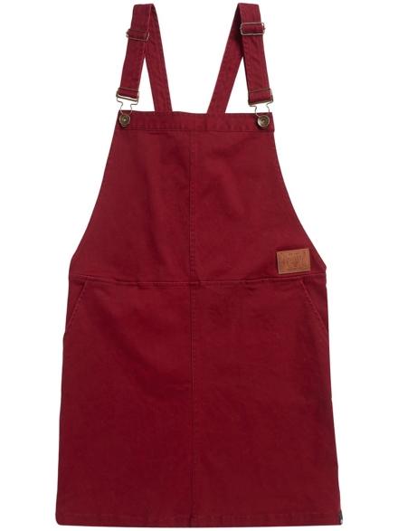 Animal Suzy Q jurkje rood