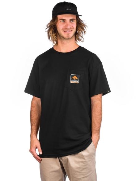 Emerica Bronson Pocket T-Shirt zwart