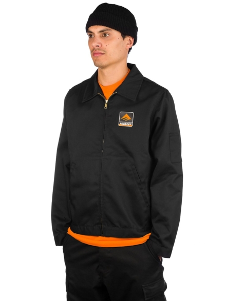 Emerica Bronson Garage Ski jas zwart