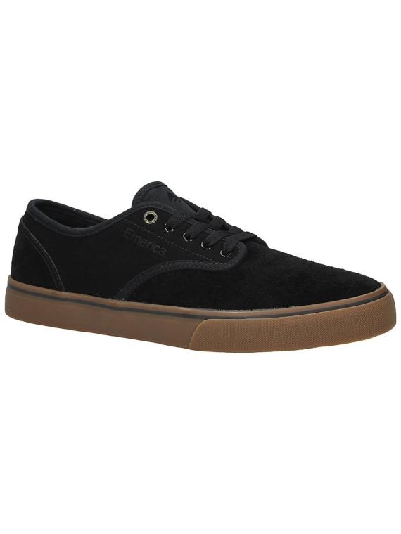 Emerica Wino Standard Skate schoenen zwart