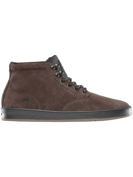 Emerica Romero Laced High Skate schoenen bruin