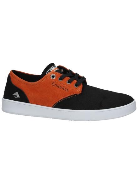 Emerica The Romero Laced X Bronson Skate schoenen zwart