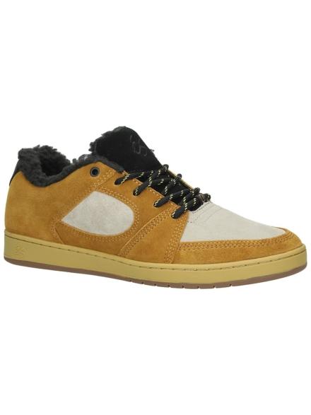 Es Accel Slim Skate schoenen bruin