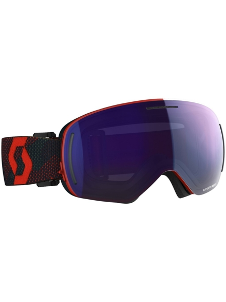 Scott LCG Evo Red/Blue Nights rood
