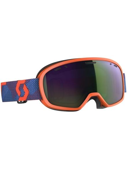 Scott Muse Pro Grenadine Orange/Riverside Blue oranje