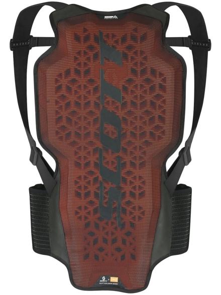 Scott Airflex Pro Back Protector zwart