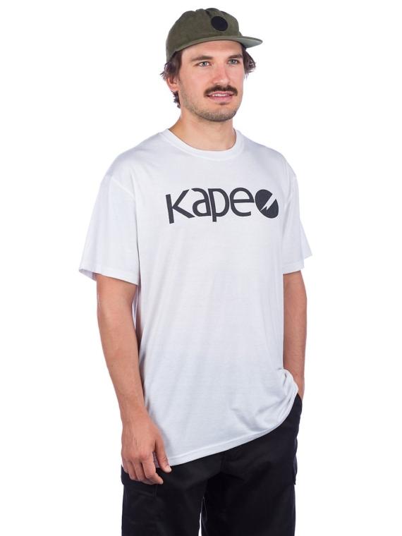 Kape Skateboards The Classic T-Shirt wit
