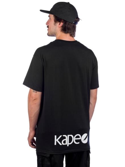 Kape Skateboards Eyecatcher T-Shirt zwart