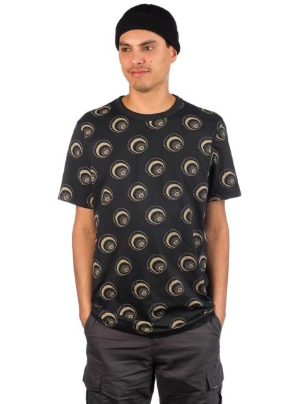 Volcom Eddiot T-Shirt zwart