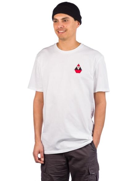 Volcom Santastone LTW T-Shirt wit