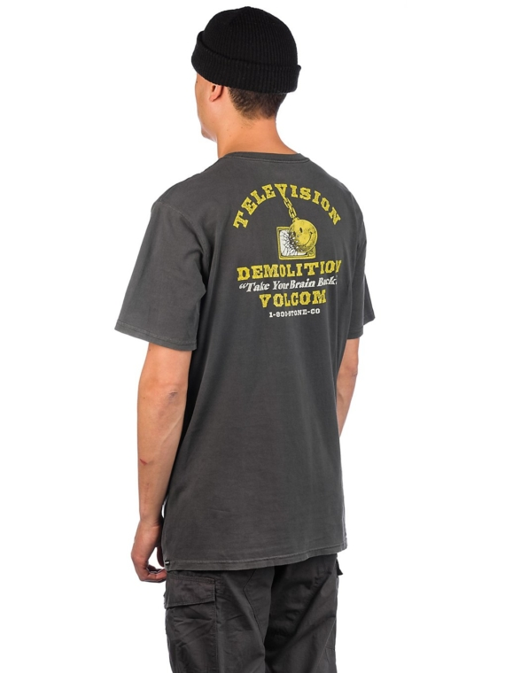 Volcom TV Demo T-Shirt zwart