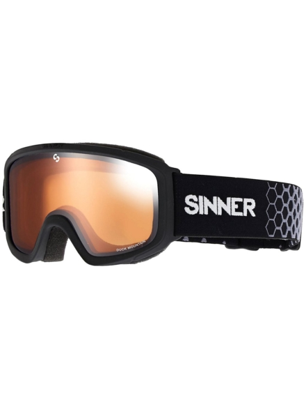 Sinner Duck Mountain Matte zwart zwart