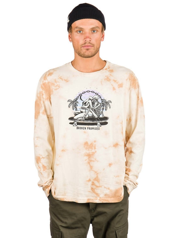 Broken Promises Hang Twenty Long Sleeve T-Shirt patroon
