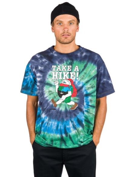 t-shirtnage Take a Hike T-Shirt patroon