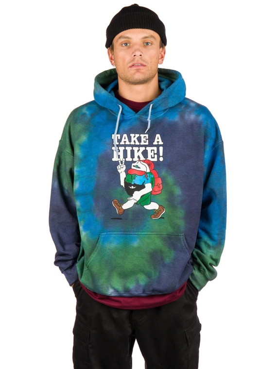 t-shirtnage Take a Hike Hoodie patroon