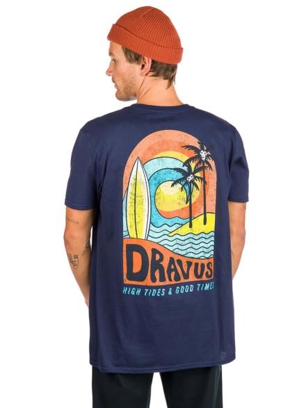 Dravus High Tides T-Shirt blauw