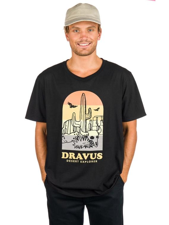 Dravus Desert Explorer T-Shirt zwart