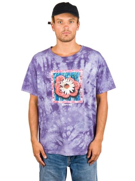 Empyre Dazey Daze T-Shirt paars