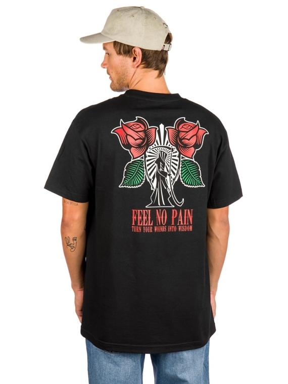 Empyre No Pain T-Shirt zwart