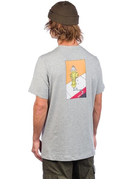 Nike Lincon & 17th T-Shirt grijs