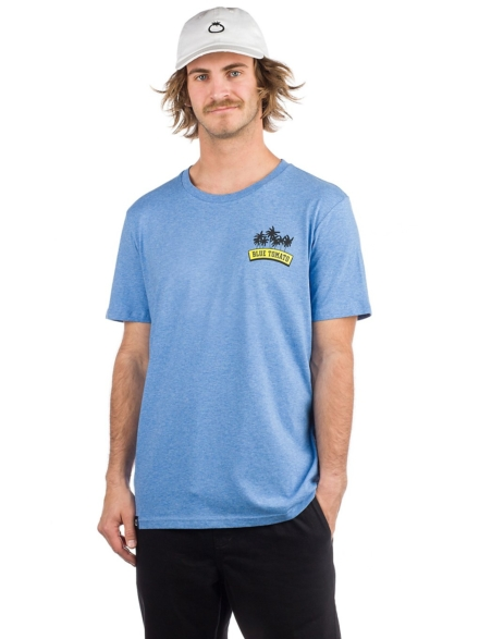 Blue Tomato Pointbreak SL T-Shirt blauw