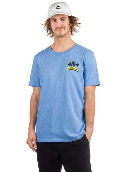 Blue Tomato Pointbreak SL T-Shirt blauw