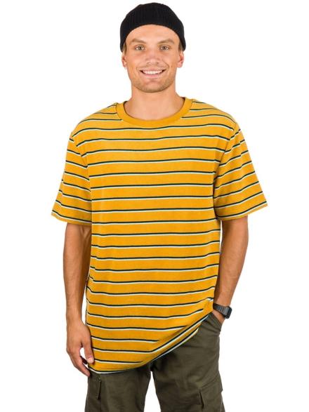 Empyre Waylon Stripe T-Shirt geel