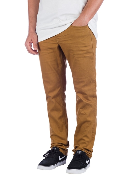 Empyre Skeletor Jeans bruin