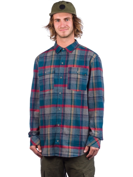 Dravus Travis Flannel Shirt patroon