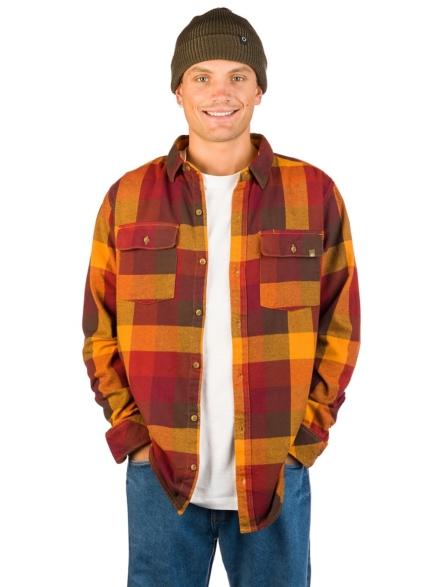 Dravus Willard Woven Checker Shirt patroon