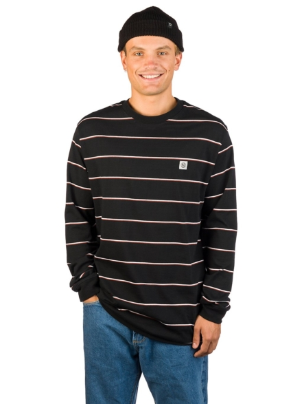 Ninth Hall Replay Stripe Long Sleeve T-Shirt patroon