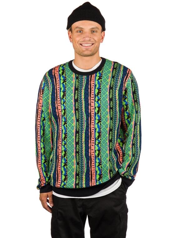 Empyre Brock Vert Pullover patroon