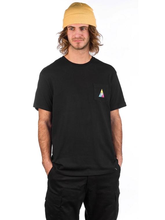 HUF Prism TT T-Shirt zwart