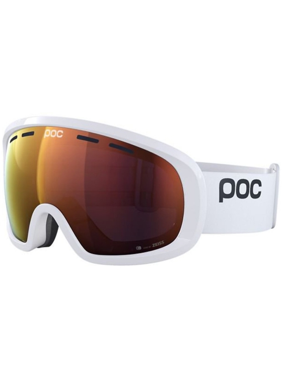 POC Fovea Mid Clarity Hydrogen wit wit