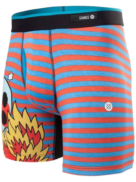 Stance Cavolo Skull BB Boxershorts patroon