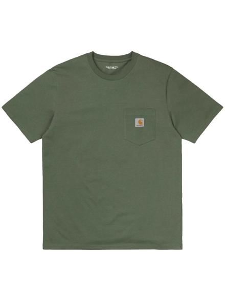 Carhartt WIP Pocket T-Shirt groen