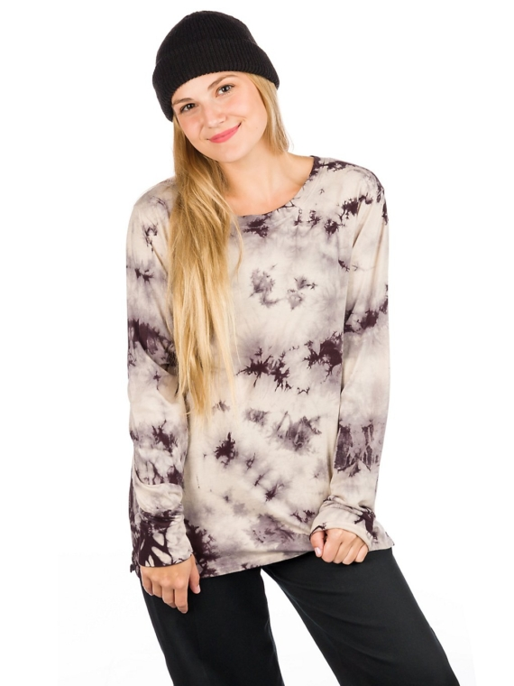Zine Monroe Long Sleeve T-Shirt patroon